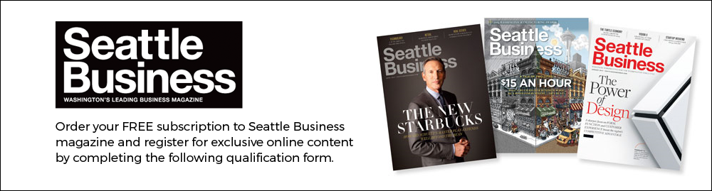 Seattle Business Subscribe