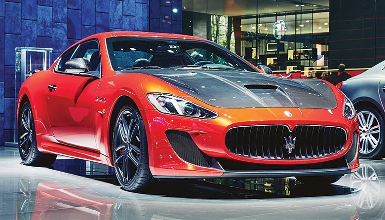 High-end Maserati automobiles have earned some cachet among Microsoft's elite and Chinese nationals living in the greater Seattle area.