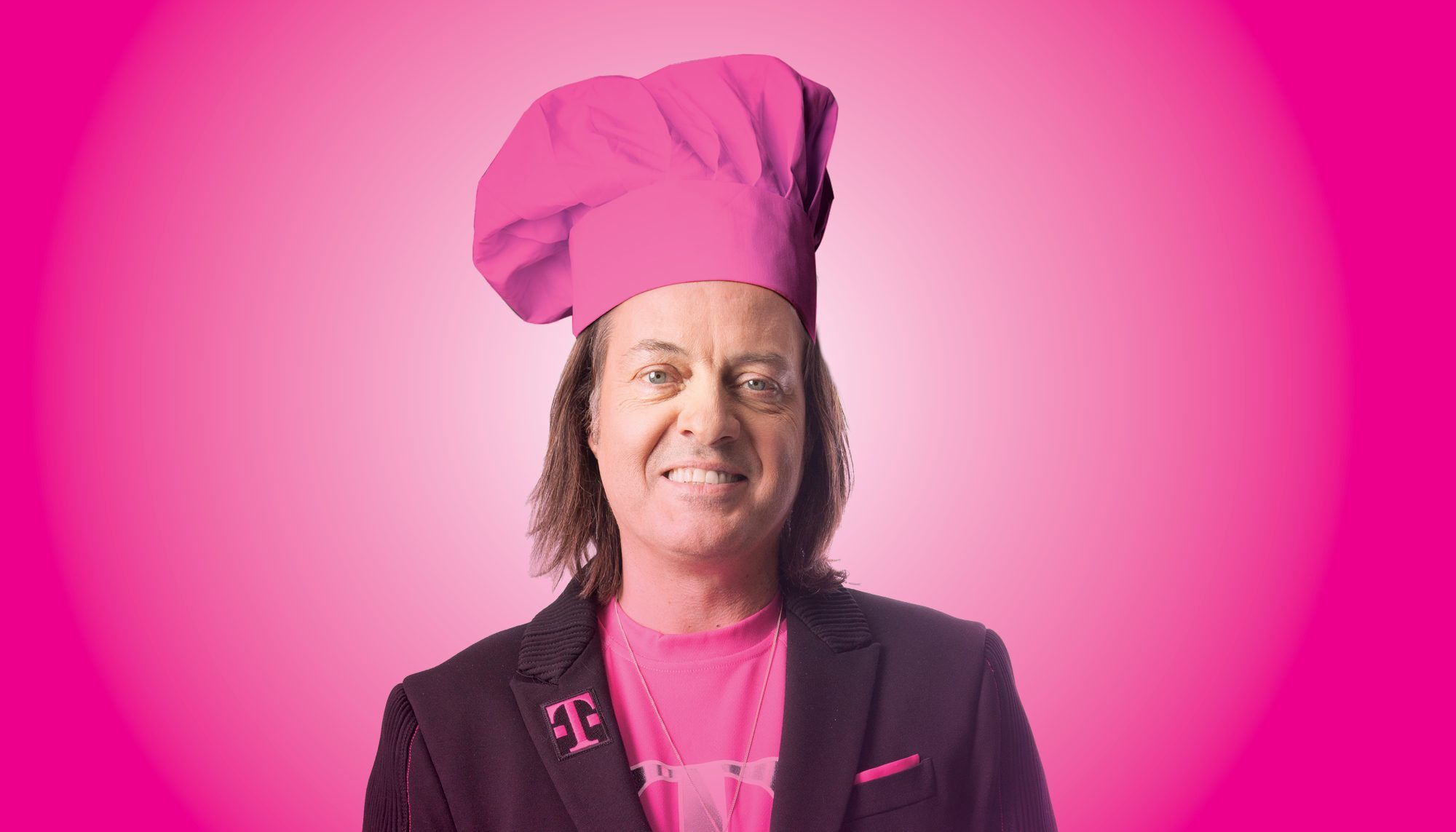 T Mobile Ceo John Legere Is Hosting His Own Cooking Show On