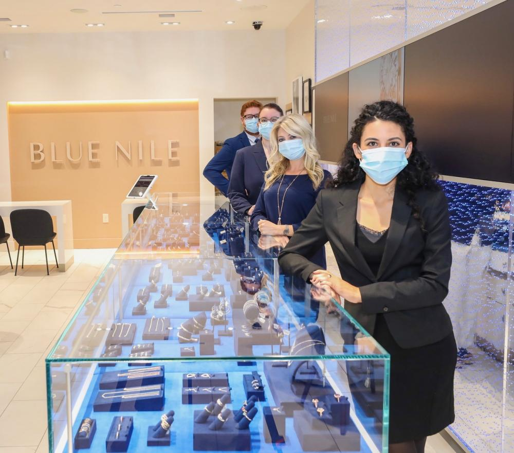 The Seattle jeweler just opened three stores