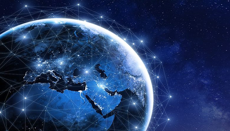 Company is one of nearly a dozen vying to offer internet service from space
