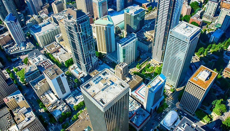 The value of the downtown transactions exceeded $1 billion and included more than 1.7 million square feet of space