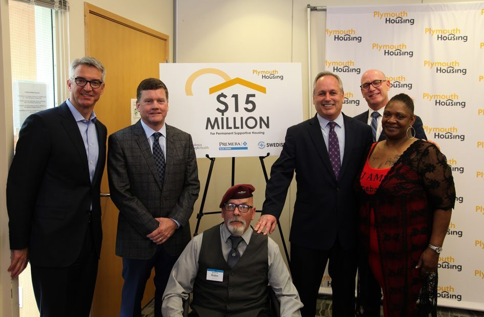 Providence St. Joseph Health executive Mike Butler discusses housing and homelessness