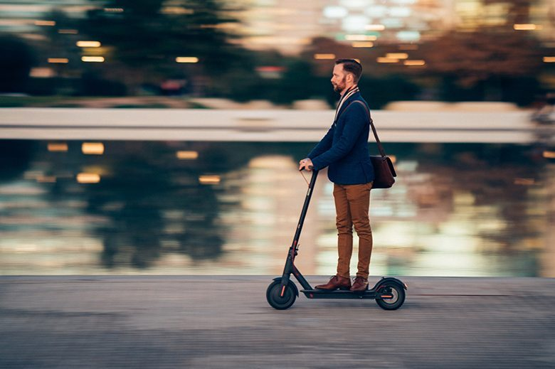 Micromobility Coalition says e-scooters will shorten commutes, reduce reliance on cars