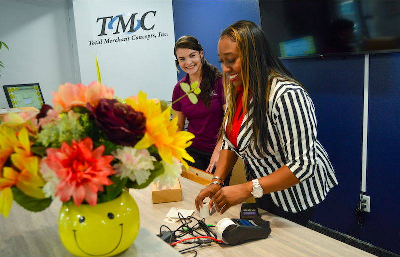 TMC's Cheri Perry knew she had to change. So she did.