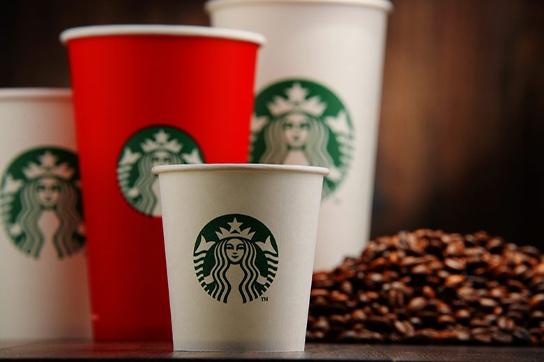 Starbucks Tops Competitive Online Coffee Sales Market