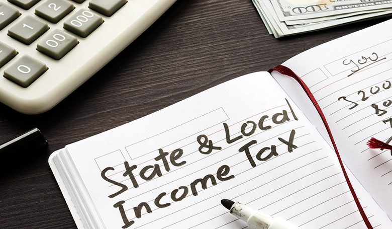 A study finds that the state has the highest sales and excise taxes in the country