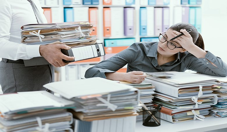 A recent study found that overly stressed employees cost companies $500 billion annually