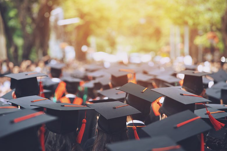 SmartAsset study assessed average starting salaries of students graduating with bachelor's degrees