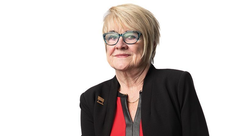 Sound Community Bank's Laurie Stewart is also set to become chairperson of the American Bankers Association