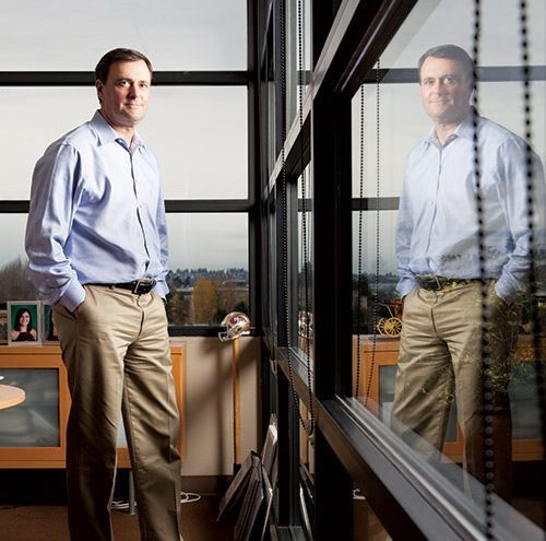 The 2016 Executive Excellence Awards Seattle Business Magazine