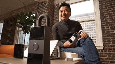 Founder of Lubn, YC Chung in Seattle