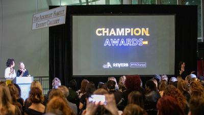 Awards event shines a spotlight on those who have done exceptional work to help correct the gender gap