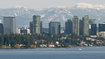 Bellevue's home prices slipped in the past year, but the online giants' plans could reignite the market