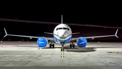 The grounding of Boeing's 737 Max aircraft blamed for the company's anemic aircraft shipments