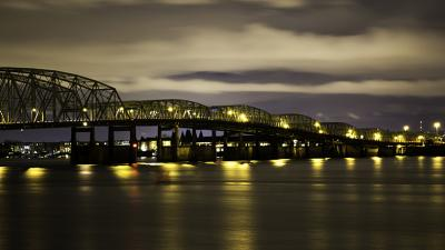 The governors have earmarked $44M to study a new span