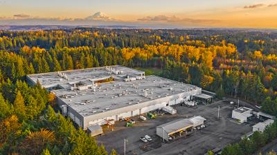 Industrial Realty Group is still seeking a tenant for the former 411-acre Weyerhaeuser campus site.