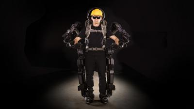 Shipyard is partnering with robotics firm to evaluate exoskeleton suit designed to augment human performance