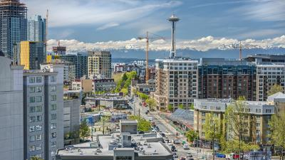 High-rise residential development in Seattle has soared over the past decade, new study shows