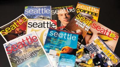 Sposato says he plans to invest in the magazine to help it 'redefine the conversation around Seattle'