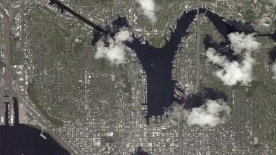 Deal could lead to future government-procurement pacts for the provider of Earth-observation imagery