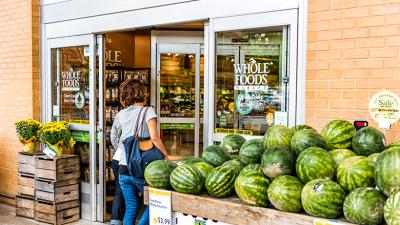 The grocery chains unveil new stores within blocks of a major rival