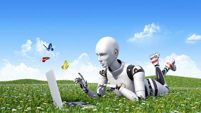The company indicates only that it will be designing 'intelligent robots' to handle common chores